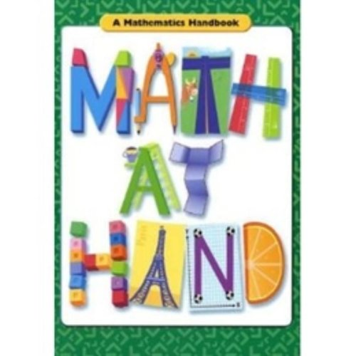 Math at Hand: A Mathematics Handbook 9780669508178