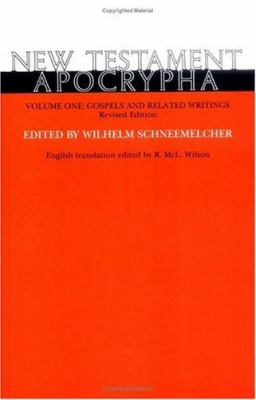 New Testament Apocrypha 9780664218782