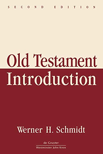 Old Testament Introduction 9780664221959