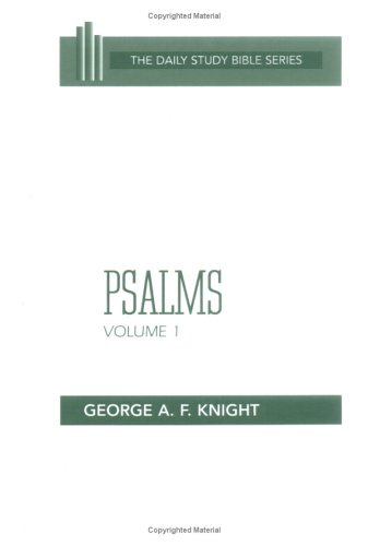 Psalms: Volume 1 9780664218058