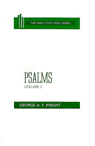 Psalms: Volume 2 9780664218089