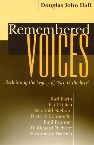 Remembered Voices 9780664257729
