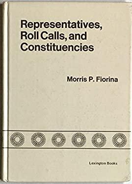 Representatives, roll calls, and constituencies