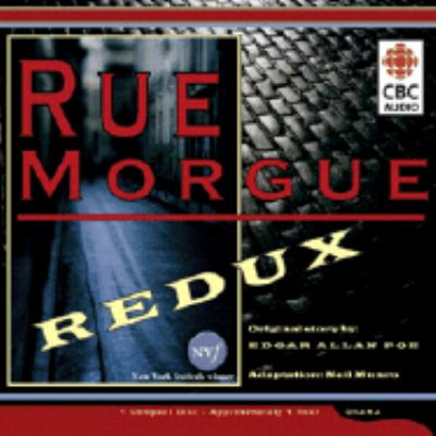 Rue Morgue Redux 9780660193847