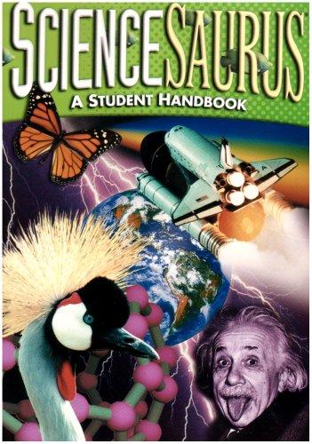 ScienceSaurus: A Student Handbook 9780669529166