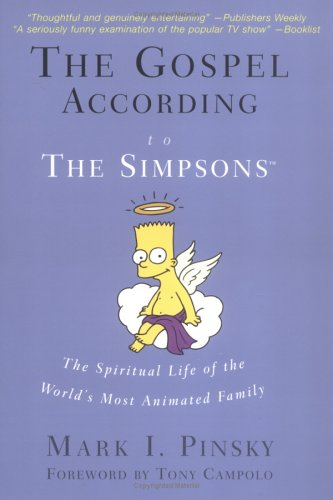 The Gospel According to the Simpsons 9780664224196