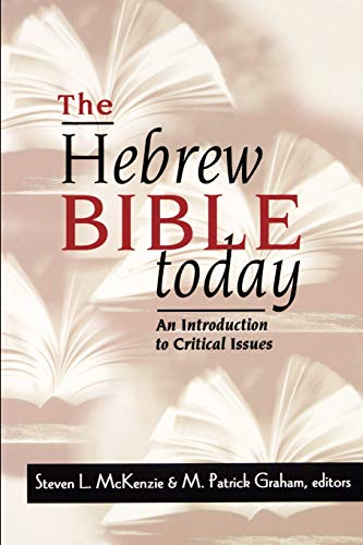 The Hebrew Bible Today 9780664256524