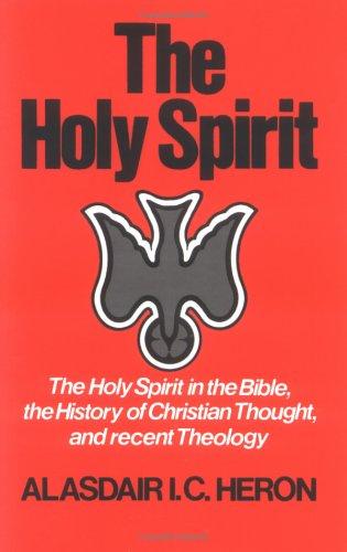 The Holy Spirit 9780664244392