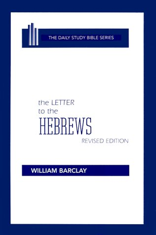 The Letter to the Hebrews 9780664213121