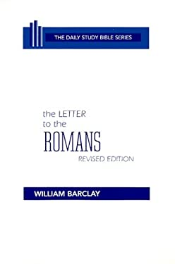 The Letter to the Romans 9780664213077