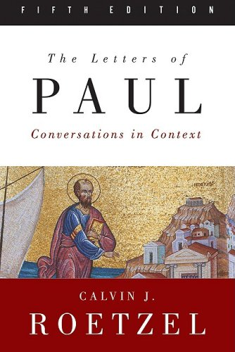The Letters of Paul: Conversations in Context 9780664233921