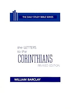 The Letters to the Corinthians 9780664213084