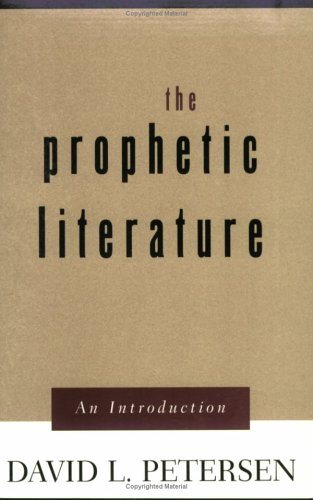Prophetic Literature: An Introduction 9780664254537