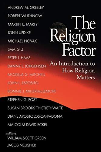 The Religion Factor 9780664256883