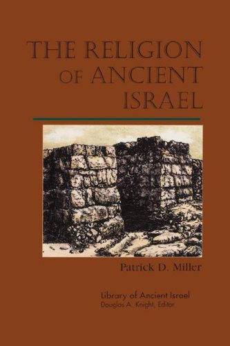 The Religion of Ancient Israel 9780664232375
