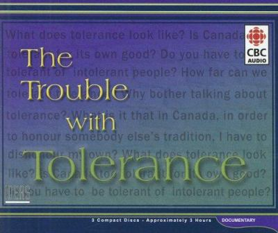 The Trouble with Tolerance 9780660197104