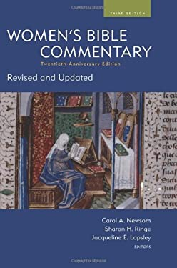 Women's Bible Commentary, Third Edition: Newly Revised and Updated 9780664237073