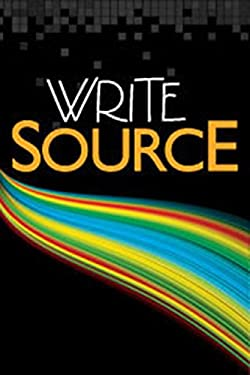 Write Source: A Book for Writing, Thinking, and Learning 9780669518108