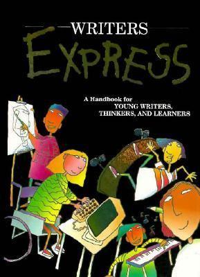 Great Source Writer's Express: Hardcover Student Handbook 1995
