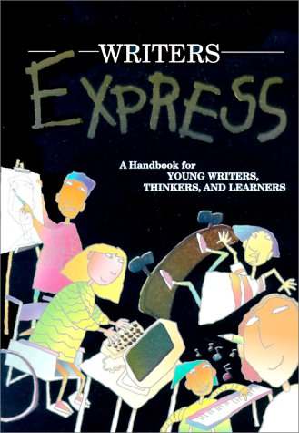 Great Source Writer's Express: Softcover Student Handbook 1995 9780669386325