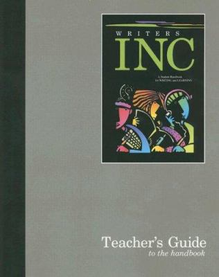 Writers Inc: A Student Handbook for Writing and Learning 9780669536003