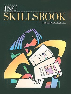 Writers Inc Skillsbook: Editing and Proofreading Practice 9780669471939