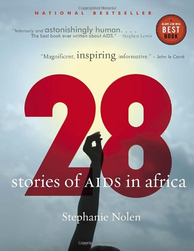 28: Stories of AIDS in Africa 9780676978230