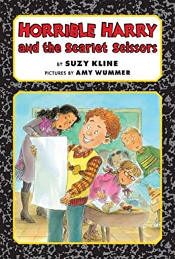 Horrible Harry and the Scarlet Scissors 9780670013067