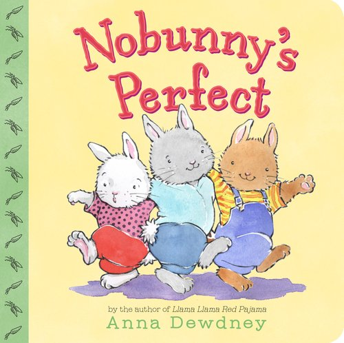 Nobunny's Perfect 9780670014088