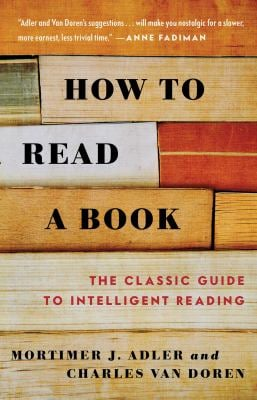 How to Read a Book 9780671212094