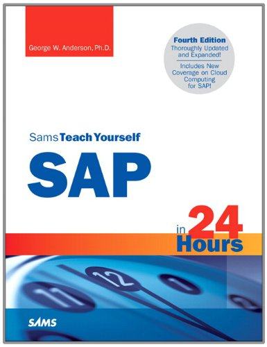 Sams Teach Yourself SAP in 24 Hours 9780672335426
