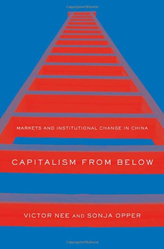 Capitalism from Below: Markets and Institutional Change in China 9780674050204