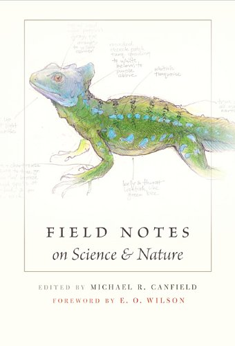 Field Notes on Science & Nature 9780674057579