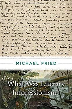 What Was Literary Impressionism?