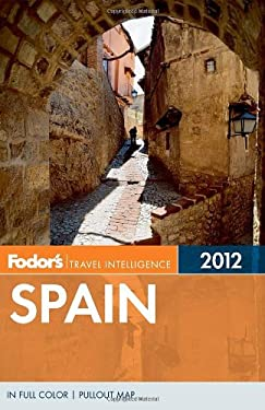 Fodor's Spain [With Map] 9780679009542