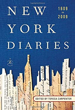 New York Diaries: 1609 to 2009 9780679643326