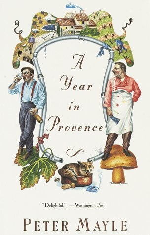 A Year in Provence 9780679731146