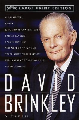 David Brinkley: A Memoir 9780679765066