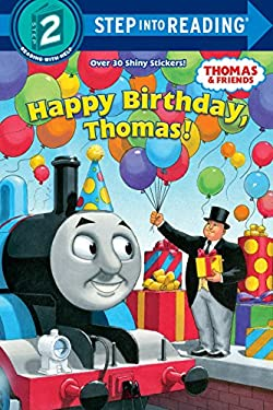 Happy Birthday, Thomas! (Thomas & Friends) 9780679808091