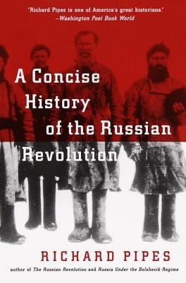A Concise History of the Russian Revolution 9780679745440