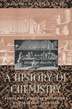 A History of Chemistry 9780674396593