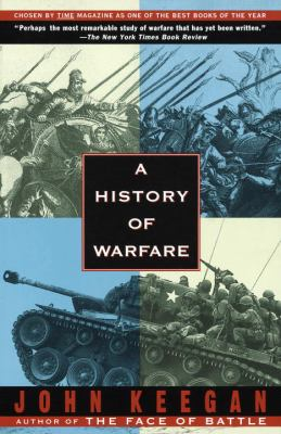 A History of Warfare 9780679730828