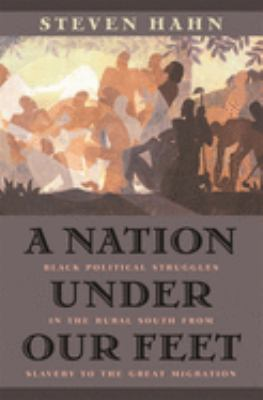 A Nation Under Our Feet: Black Political Struggles in the Rural South from Slavery to the Great Migration 9780674017658