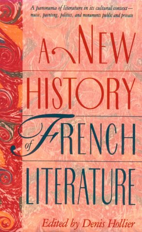 A New History of French Literature 9780674615663