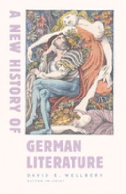 A New History of German Literature 9780674015036