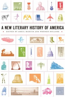 A New Literary History of America 9780674064102