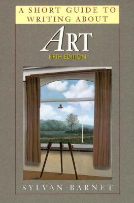 A Short Guide to Writing about Art 9780673524874