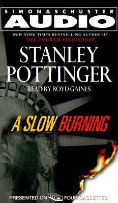 A Slow Burning 9780671784805