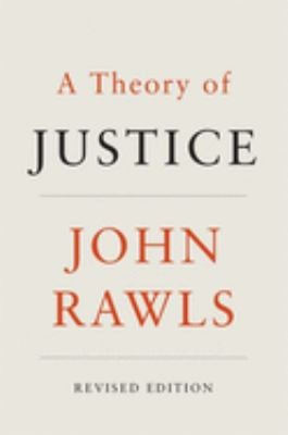 A Theory of Justice 9780674000780