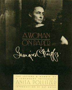 A Woman on Paper: Georgia O'Keeffe - Pollitzer, Anita / Boyle, Kay
